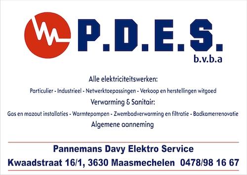 P.D.E.S